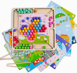 Kids Arts Crafts Colors Montessori Learning Toys Educational